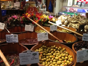 The Real Olive Company at The English Market, Cork