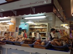 The Alternative Bread Company at The English Market