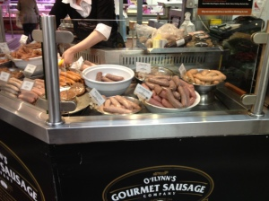 O'Flynn's Gourmet Sausages at The English Market