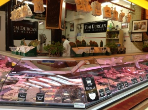 Tom Durcan Meats at The English Market Cork