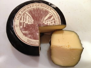 Wheel of Gubbeen Cheese