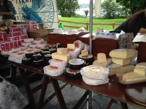 Gubbeen Cheese, Schull Farmers Market