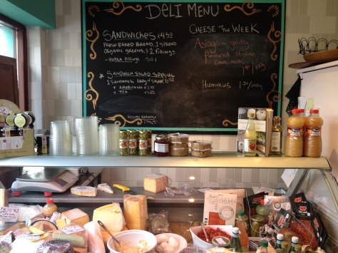 Diva's Deli & Bakery