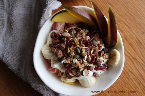 Healthy and Delicious Homemade Granola