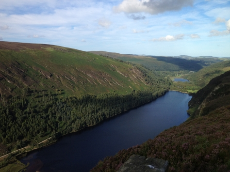 Hills of Glendalough