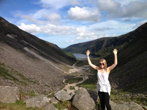 Hilly Glendalough