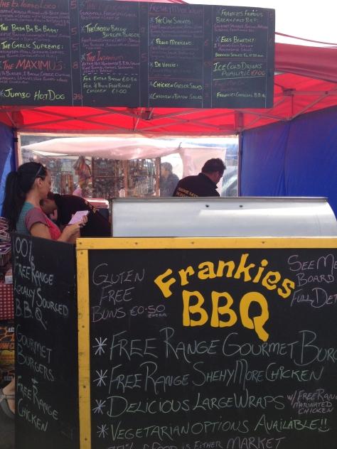 Frankies BBQ
