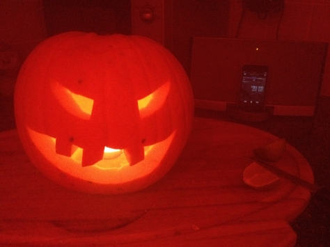 My Inedible Pumpkin