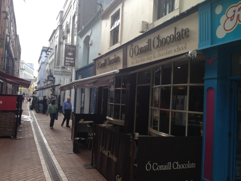 O'Conaill's Chocolate Shop, Cork