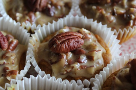 Pumpkin Muffins- Waiting For You To Bake and Eat Immediately
