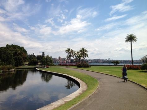 The Amazing Sydney Botanical Garden