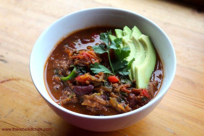 The Only Chilli Con Carne Recipe You Need To Know