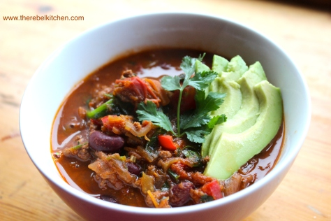 The Only Chilli Con Carne Recipe You'll Ever Need