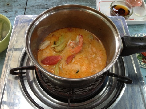 Tom Yam Ghoong Soup