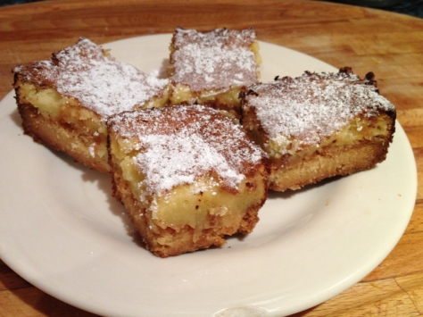 Cake Cafe Lemon Slices