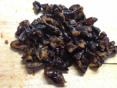 Chop Prunes