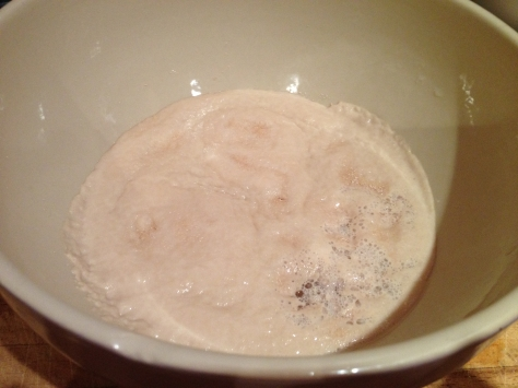 Let the Yeast Foam First