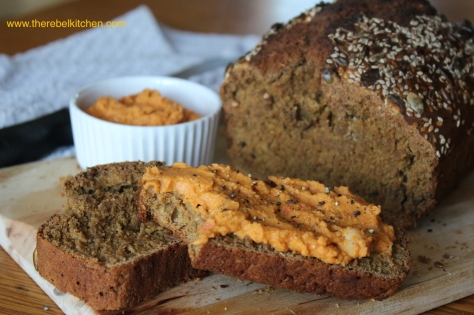 Spelt Bread - Moist, Filling, Healthy and Delicious