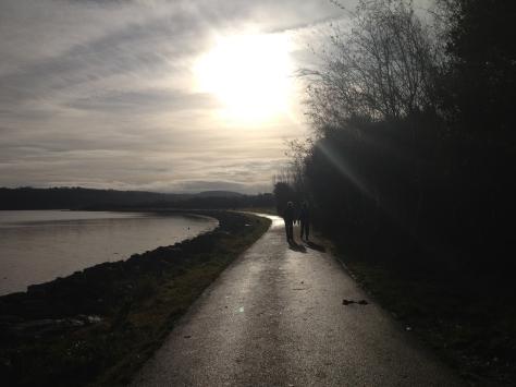 Starting Off Near Blackrock Castle