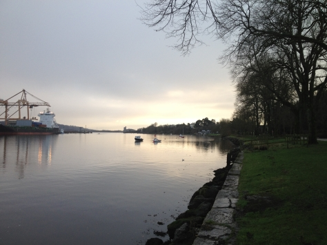 The Marina, Blackrock, Cork