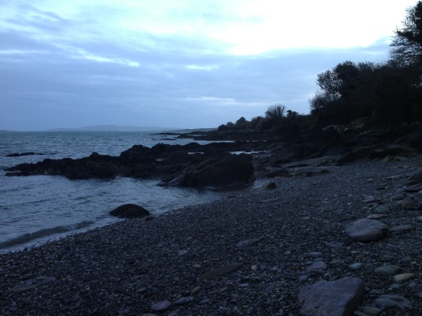 A Nice Moody Evening In Schull