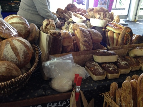 Arbutus Bread Stall, My Favourite