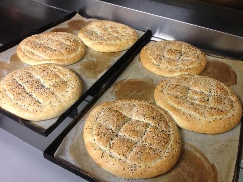 Delicious Turkish Pide Bread