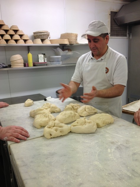 Portion Up The Dough
