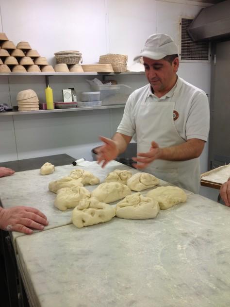 Portion Up The Dough