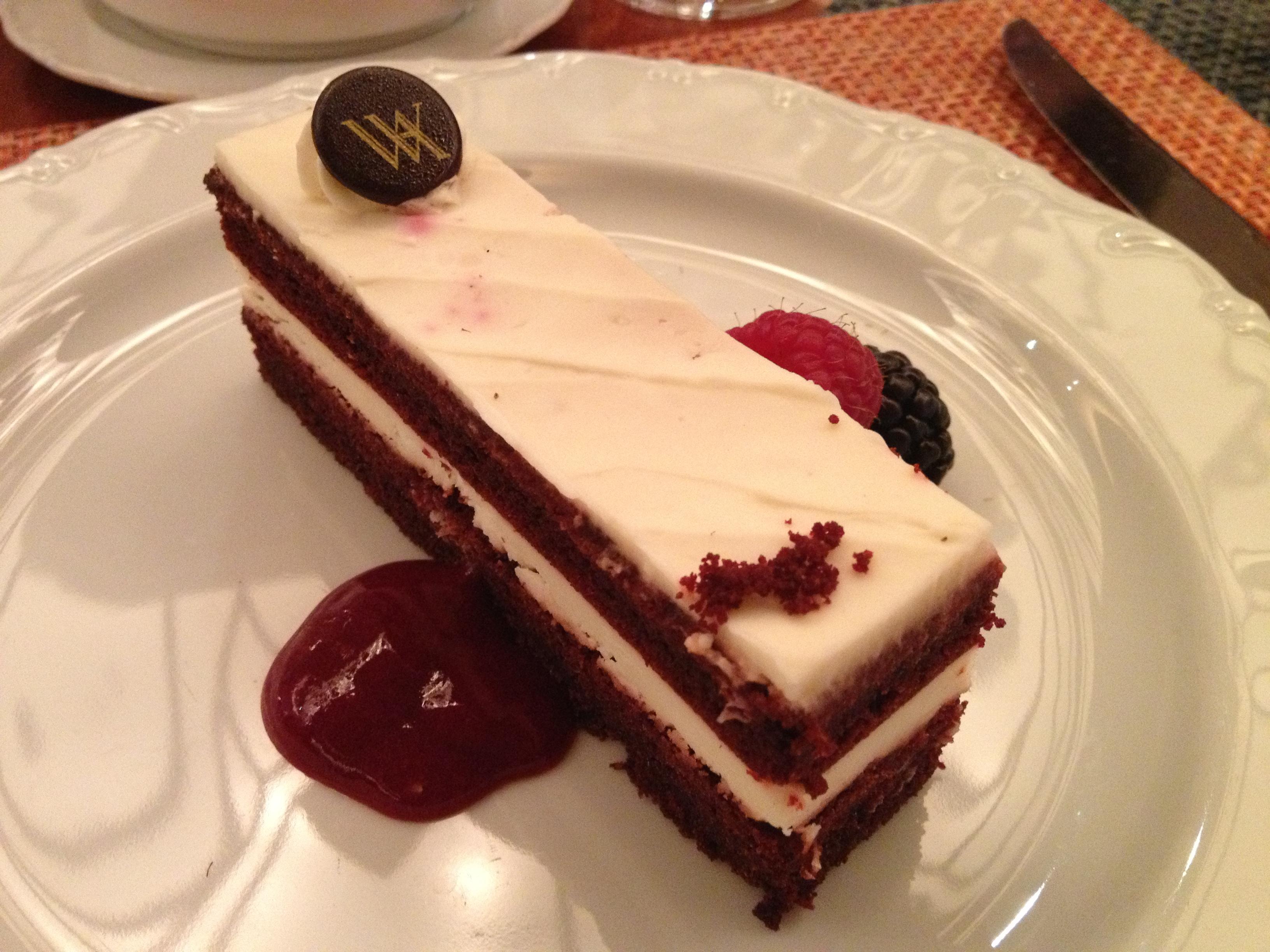 Waldorf Astoria Red Velvet Cake Cupcakes