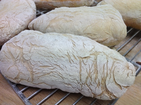The Arbutus Ciabatta