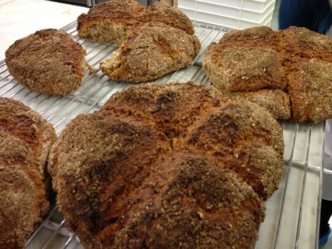 Delicious Brown Soda Bread