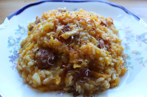 The Perfect Winter Risotto