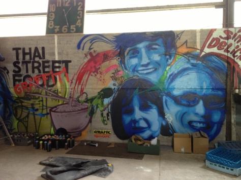Food Graffiti