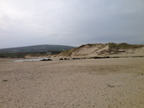 Walking The Sand Dunes at Barleycove Beach, West Cork