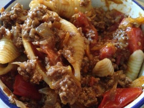 Delicious Meaty Ragu