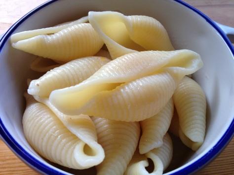 Giant Pasta Shells