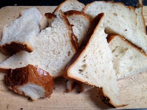 Slice Bread Thickly