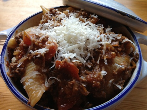 My Beef and Pork Ragu Bolognese