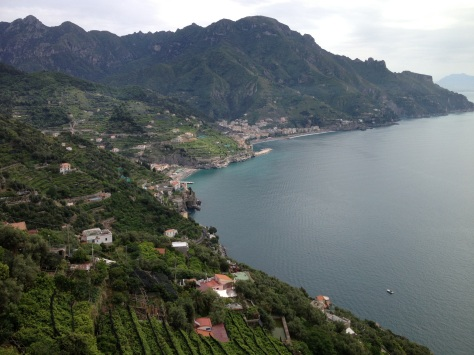 We Hiked This Coastline When We Arrived