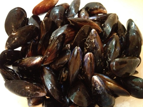 Wash Your Mussles