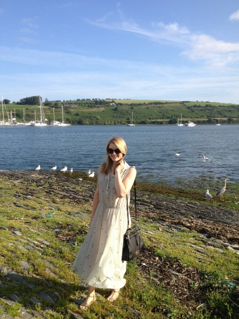 Birthday Fun in the Sun in Kinsale