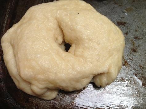 Boiled Bagel
