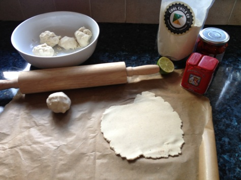 Create Your Masa Dough