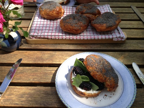 The Perfect Bagel Brunch