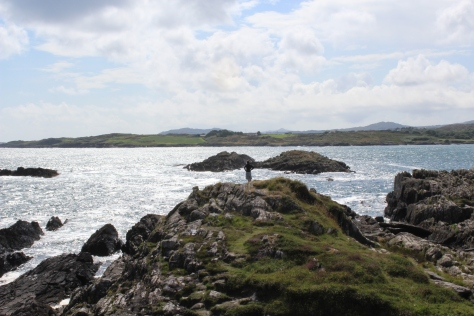 Getting Some Fresh Air in West Cork