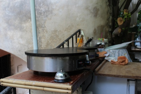 Traditional Crepe Hot Plates