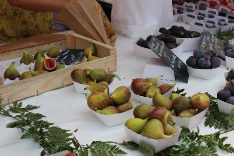 Fresh Juicy Figs