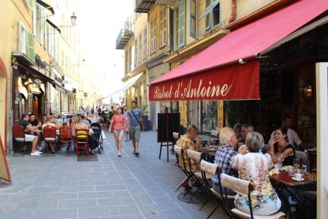 The Best Restaurant in Nice Surely Must Be Bistrot d'Antoine