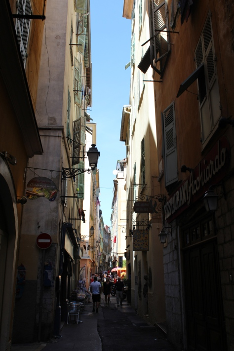 Wander Through The Narrow Streets of Vieux Nice
